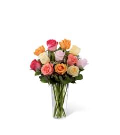 The FTD® Graceful Grandeur™ Rose Bouquet