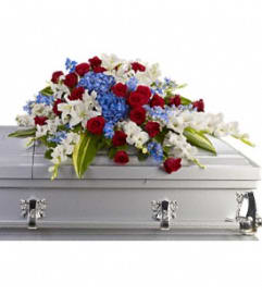 Distinguished  Casket Spray