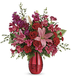 Teleflora's Beyond Radiant Bouquet