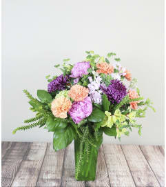 The Flower Boutique Sunny Garden Arrangement