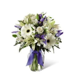 The FTD® Miracle's Light™ Hanukkah Bouquet