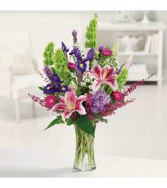 Stargazer Garden Vase