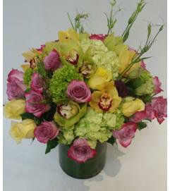 Beautiful Garden Bouquet
