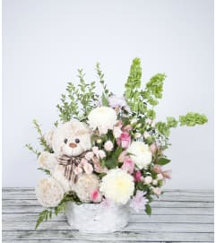 Cuddly Bear Arrangement