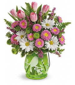 Teleflora's Songs Of Spring Bouquet