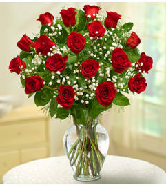 Rose Elegance™ Long Stem Red Roses