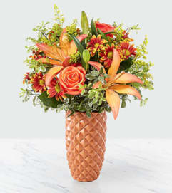 Warm Amber™ Bouquet