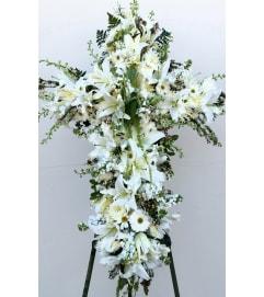 Beautiful White Cross