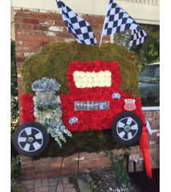 Tribute for a car lover