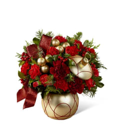 The FTD® Holiday Delights™ Bouquet 2016