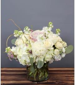 Lush & Lovely White
