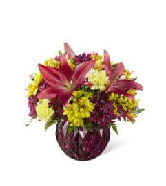 The FTD® Autumn Splendor® Bouquet 2016