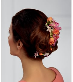 The FTD® Flowers-N-Frills™ Hair Décor