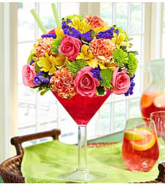 Bouquet Cocktail Sangria