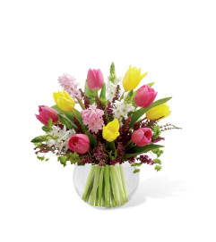 The FTD® Bountiful Beauty™ Bouquet