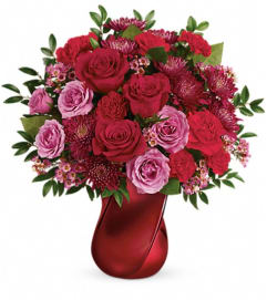 Teleflora's Mad Crush Bouquet
