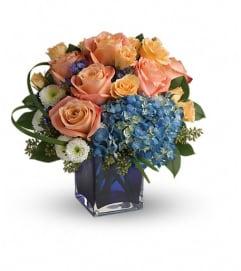 Teleflora's Modern Blush Bouquet