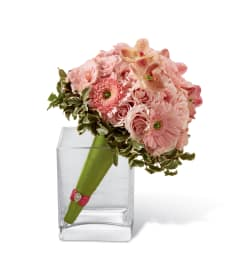 The FTD® First Blush™ Bouquet