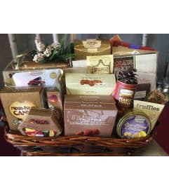 European Delicacies Gift Basket
