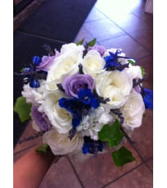 Blue Ivy Bouquet