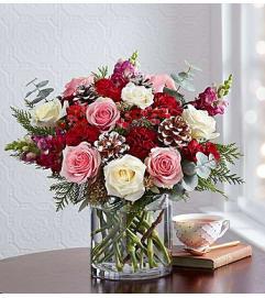 Victorian Grandeur Bouquet 2016