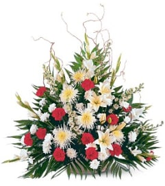 Glory and Grace Arrangement