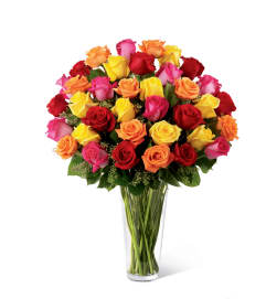 The FTD® Bright Spark™ Bouquet Exquisite