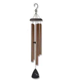 Bronze Fleck Wind Chime