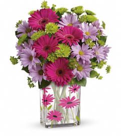Teleflora's Thanks A Daisy Bouquet