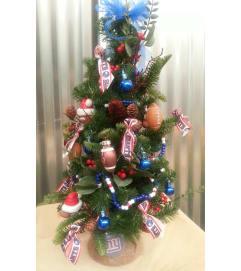 Christmas sports trees