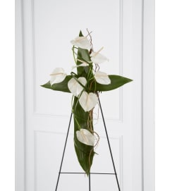 The FTD® Living Cross™ Easel