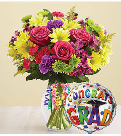 It's Your Day Bouquet® for Graduation 2018