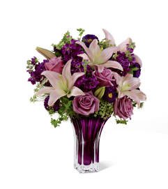 The FTD® Garden Terrace™ Bouquet 2015