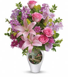 Thomas Kinkade's Glorious Goodness by Teleflora
