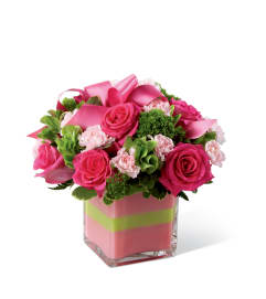 The FTD® Blushing Invitations™ Bouquet