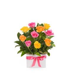 the Dazzle Roses Bouquet