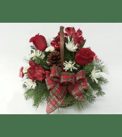 Evergreen Basket