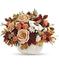 Teleflora's Harvest Charm Bouquet