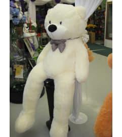 White Jumbo Teddy Bear