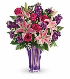 Luxurious Lavender bouquet