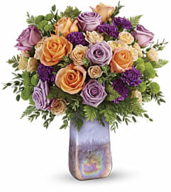 Teleflora's Amethyst Sunrise Bouquet