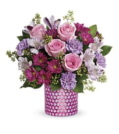 Teleflora's Bubbling Over Bouquet