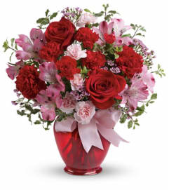 Teleflora's Blissfully Yours Bouquet