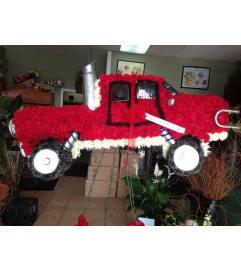 Funeral Custom Truck Sympathy Piece