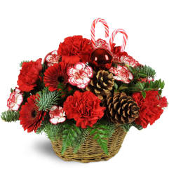 Basket Full of Christmastime