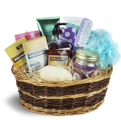Indulgence Spa Basket™