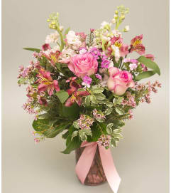 Pretty in Pink by Thurston Flowers