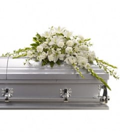 bountiful casket tribute