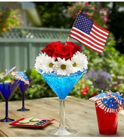 Cheers to the Red, White and Blue™