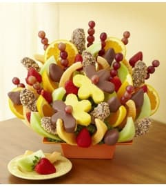 Comfort & Peace Fruit Bouquet